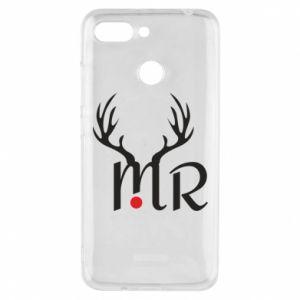 Phone case for Xiaomi Redmi 6 Mr deer