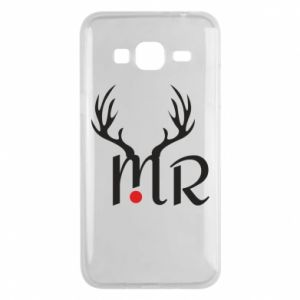Samsung J3 2016 Case Mr deer