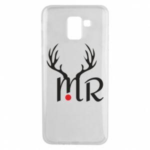 Phone case for Samsung J6 Mr deer