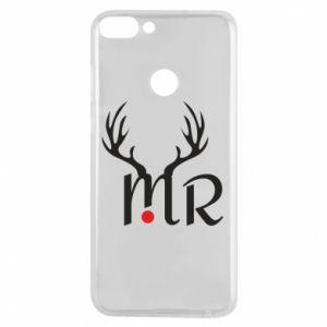 Phone case for Huawei P Smart Mr deer