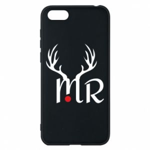 Huawei Y5 2018 Case Mr deer