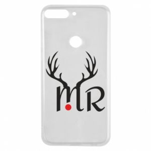 Huawei Y7 Prime 2018 Case Mr deer