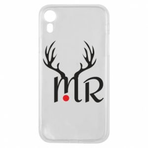 iPhone XR Case Mr deer