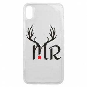Phone case for iPhone Xs Max Mr deer