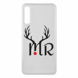 Samsung A7 2018 Case Mr deer