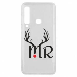 Phone case for Samsung A9 2018 Mr deer