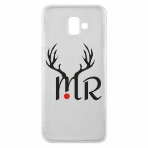 Samsung J6 Plus 2018 Case Mr deer