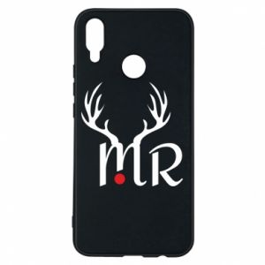 Huawei P Smart Plus Case Mr deer