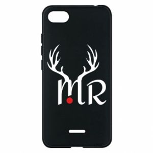 Xiaomi Redmi 6A Case Mr deer