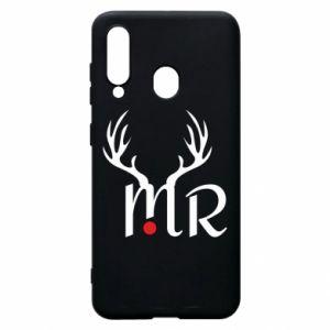 Phone case for Samsung A60 Mr deer