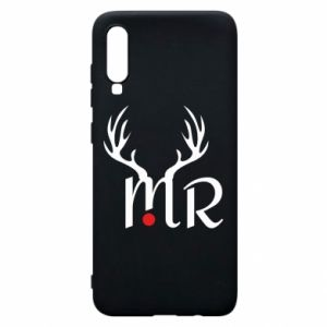 Samsung A70 Case Mr deer