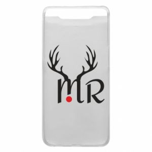 Samsung A80 Case Mr deer