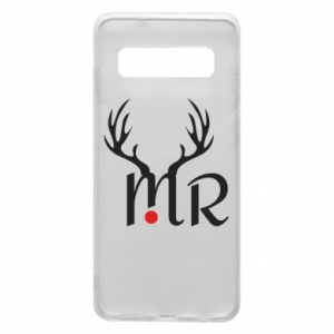 Samsung S10 Case Mr deer