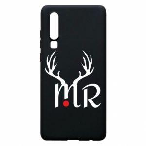 Phone case for Huawei P30 Mr deer
