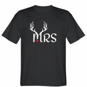 T-shirt Mrs deer