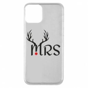 iPhone 11 Case Mrs deer