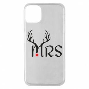 iPhone 11 Pro Case Mrs deer