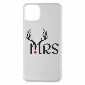 iPhone 11 Pro Max Case Mrs deer