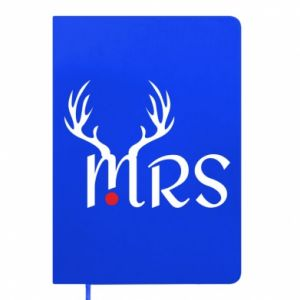 Notepad Mrs deer