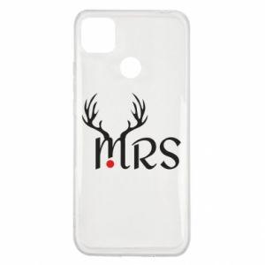 Xiaomi Redmi 9c Case Mrs deer