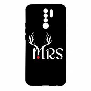 Xiaomi Redmi 9 Case Mrs deer
