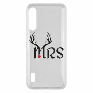 Xiaomi Mi A3 Case Mrs deer