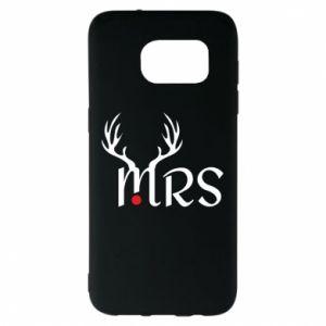 Samsung S7 EDGE Case Mrs deer