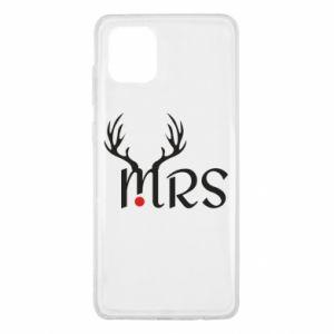 Samsung Note 10 Lite Case Mrs deer