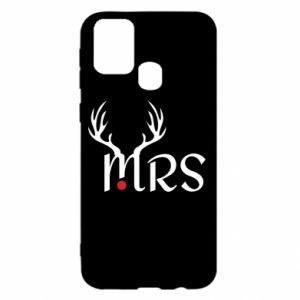 Samsung M31 Case Mrs deer