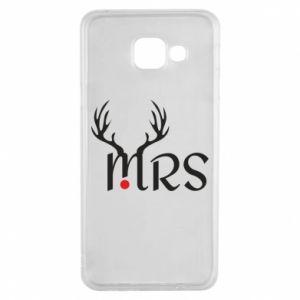 Samsung A3 2016 Case Mrs deer