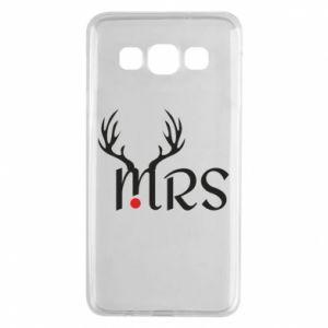 Samsung A3 2015 Case Mrs deer