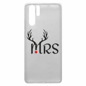 Huawei P30 Pro Case Mrs deer
