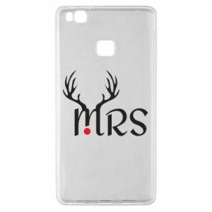 Huawei P9 Lite Case Mrs deer