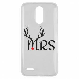 Lg K10 2017 Case Mrs deer