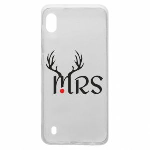 Samsung A10 Case Mrs deer