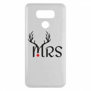 LG G6 Case Mrs deer