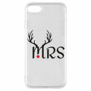 iPhone SE 2020 Case Mrs deer
