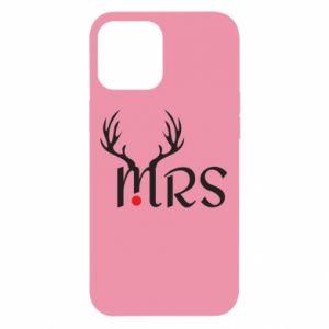 Etui na iPhone 12 Pro Max Mrs deer