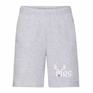 Men's shorts Mrs deer