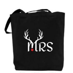 Bag Mrs deer
