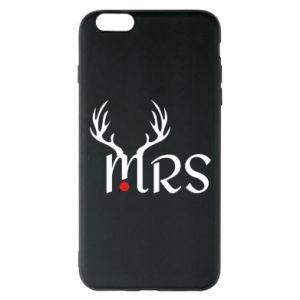 iPhone 6 Plus/6S Plus Case Mrs deer