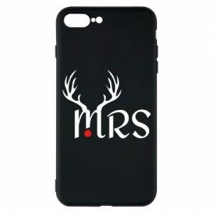 iPhone 7 Plus case Mrs deer