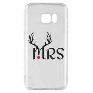 Samsung S7 Case Mrs deer