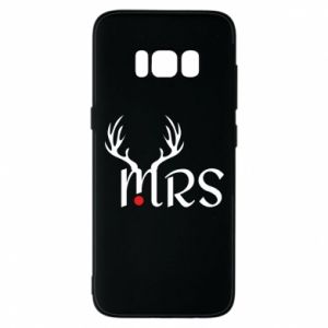 Phone case for Samsung S8 Mrs deer