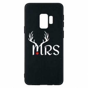Samsung S9 Case Mrs deer