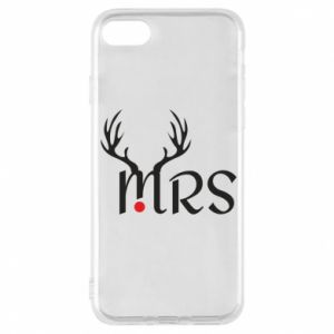 Phone case for iPhone 8 Mrs deer