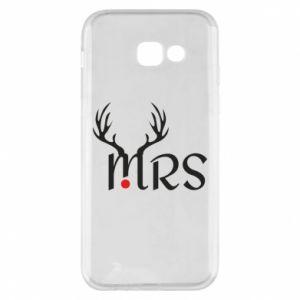Phone case for Samsung A5 2017 Mrs deer