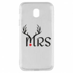 Phone case for Samsung J3 2017 Mrs deer