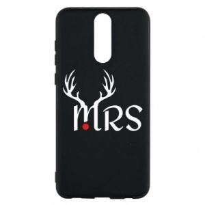 Phone case for Huawei Mate 10 Lite Mrs deer