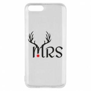 Xiaomi Mi6 Case Mrs deer